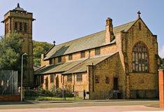 Igreja do St Bartholomew. Imagem de Stock