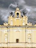 Igreja do St Jonhs no amanhecer. Imagem de Stock