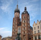 Igreja do St Mary Imagem de Stock