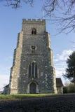 Igreja do St Marys, Chartham, Kent fotos de stock royalty free