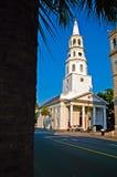 Igreja do St. Michaels imagens de stock