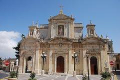 Igreja do St. Pauls, Rabat fotografia de stock royalty free