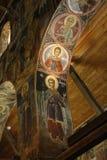 Igreja do St. Stephen em Nessebar. Bulgária fotografia de stock royalty free