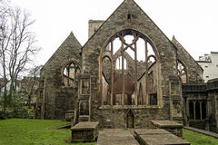 Igreja do templo, Bristol Foto de Stock Royalty Free