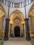 Igreja do templo, Londres Fotografia de Stock Royalty Free
