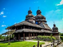 Igreja do ucraniano de StElias Imagens de Stock