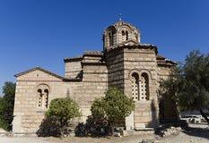 Igreja dos apóstolos santamente Fotos de Stock