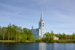 Igreja dos apóstolos santamente Peter e Paul em Yaroslavl, Rússia Foto de Stock