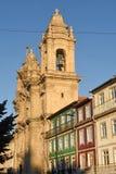 Igreja dos Congregados Church, Avenida Central, Braga, Minho reg Royalty Free Stock Photos