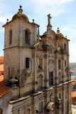 Igreja dos Grilos in Porto, Portugal Royalty Free Stock Photo