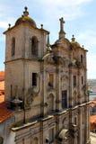 Igreja dos Grilos in Porto, Portugal Royalty Free Stock Photo