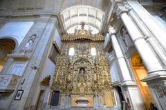 Igreja DOS Grilos, Porto, Portugal royaltyfri foto