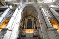 Igreja dos Grilos, Porto, Portugal Stock Images