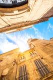 Igreja em Aix-en-Provence Imagem de Stock Royalty Free
