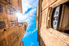 Igreja em Aix-en-Provence Fotos de Stock Royalty Free