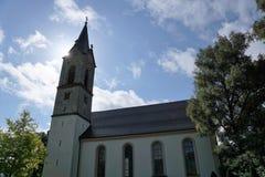 Igreja em Alemanha sul fotos de stock