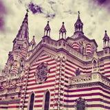 Igreja em Bogotá Fotos de Stock