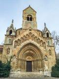 Igreja em Budapest fotos de stock