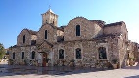 Igreja em Chipre Imagens de Stock Royalty Free