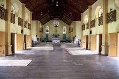 Igreja em Fiji imagens de stock royalty free
