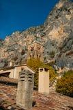 Igreja em França imagens de stock royalty free