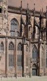 Igreja em Freiburg im Breisgau Fotos de Stock Royalty Free