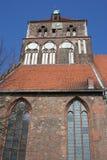 Igreja em Greifswald Imagens de Stock Royalty Free
