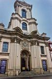 Igreja em Krakow Imagem de Stock Royalty Free