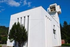 Igreja em Maglaj, ST leopold Imagem de Stock