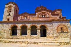 Igreja em Ohrid Foto de Stock Royalty Free