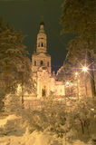 Igreja em Petersburgo Fotos de Stock
