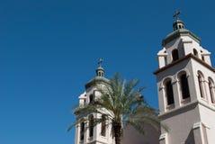 Igreja em Phoenix Foto de Stock Royalty Free