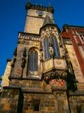 Igreja em Praga Foto de Stock Royalty Free