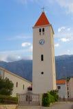 Igreja em Promajna Fotografia de Stock Royalty Free