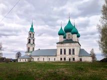 Igreja em Rússia Imagens de Stock