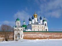 Igreja em Rostov Fotos de Stock Royalty Free
