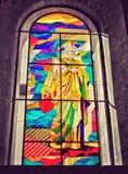 Igreja em San Gil Fotos de Stock Royalty Free
