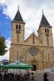 Igreja em Sarajevo Foto de Stock