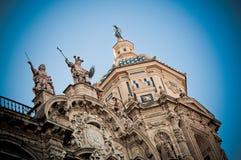 Igreja em Sevilha Foto de Stock Royalty Free