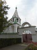 A igreja em Suzdal foto de stock