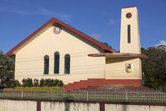 Igreja em Tonga Fotografia de Stock Royalty Free