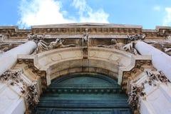 Igreja em Veneza Imagem de Stock