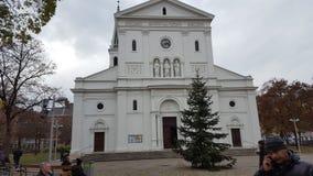 Igreja em Viena fotos de stock