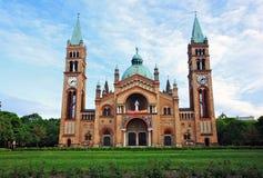 Igreja em Viena Imagem de Stock Royalty Free
