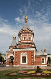 Igreja em Yaroslavl Fotos de Stock