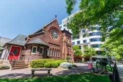 Igreja episcopal do ` s de St Peter em Charlotte imagem de stock royalty free