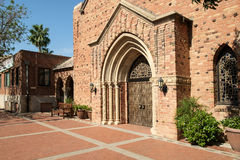 Igreja episcopal metodista histórica de Glendale o Arizona Foto de Stock