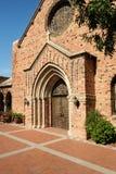 Igreja episcopal metodista histórica de Glendale o Arizona Fotos de Stock Royalty Free