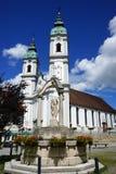 Igreja escolar de St Peter foto de stock