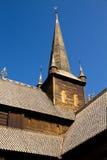 Igreja estável Fotos de Stock Royalty Free